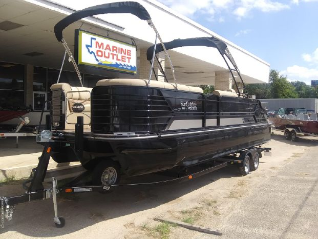 2019 SunCatcher boat for sale, model of the boat is Diamond Elite 326 SE & Image # 1 of 6