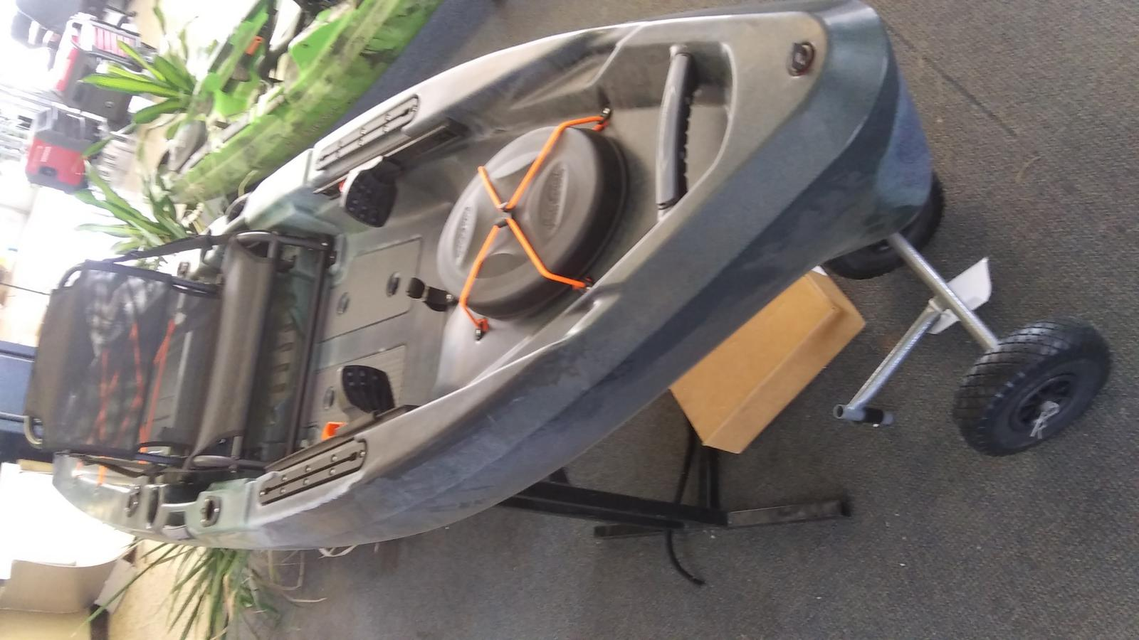 2020 Old Town Canoes and Kayaks boat for sale, model of the boat is Topwater 120 Angler & Image # 1 of 8