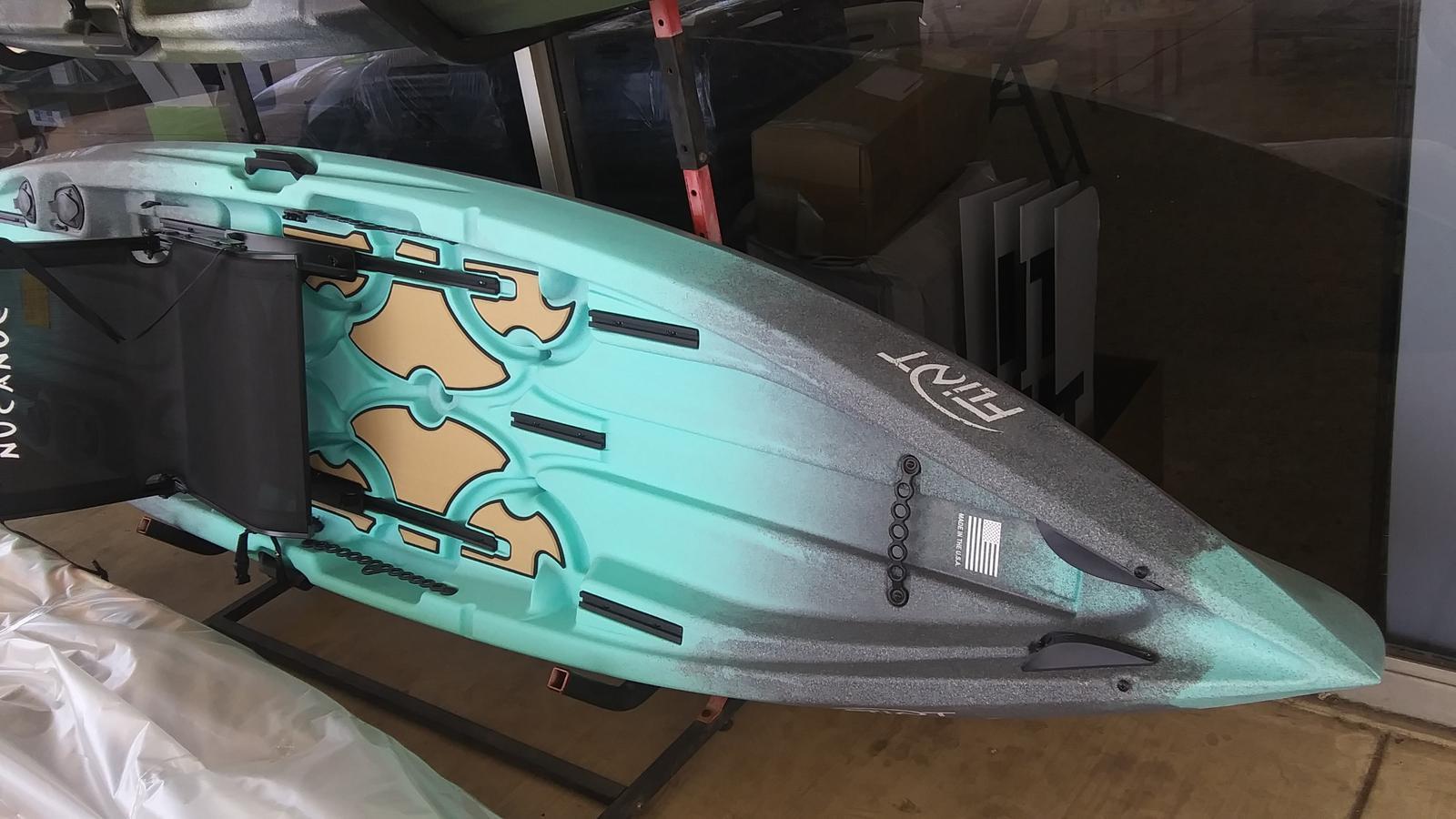 2021 NuCanoe boat for sale, model of the boat is Flint & Image # 2 of 4