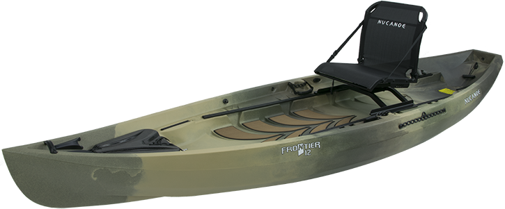 2021 NuCanoe boat for sale, model of the boat is Frontier 12 & Image # 1 of 1