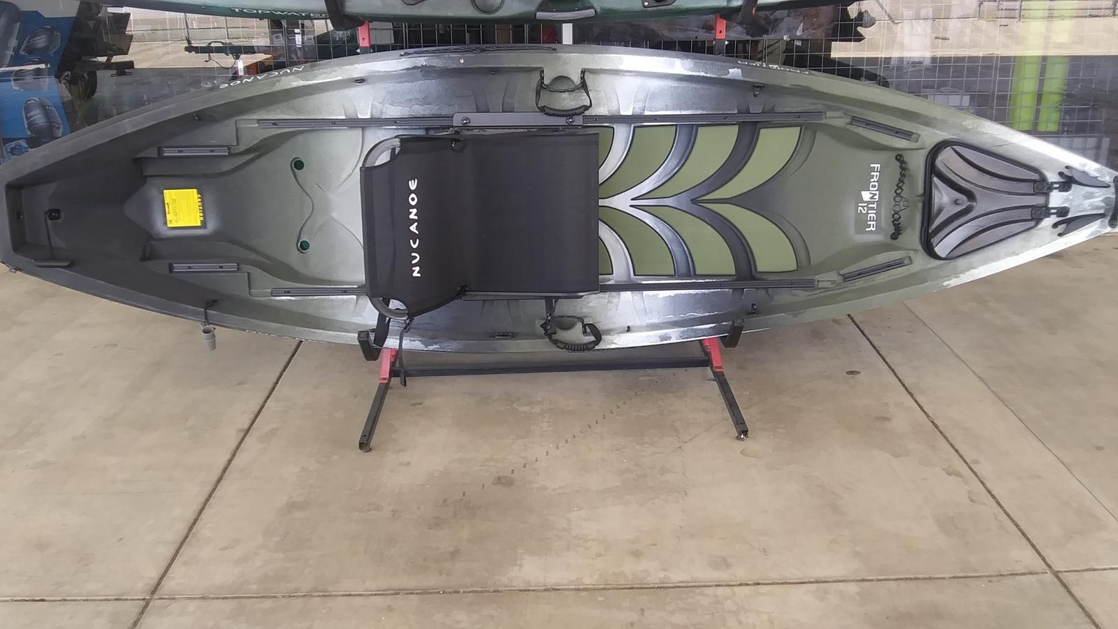 2021 NuCanoe boat for sale, model of the boat is Frontier 12 & Image # 1 of 2