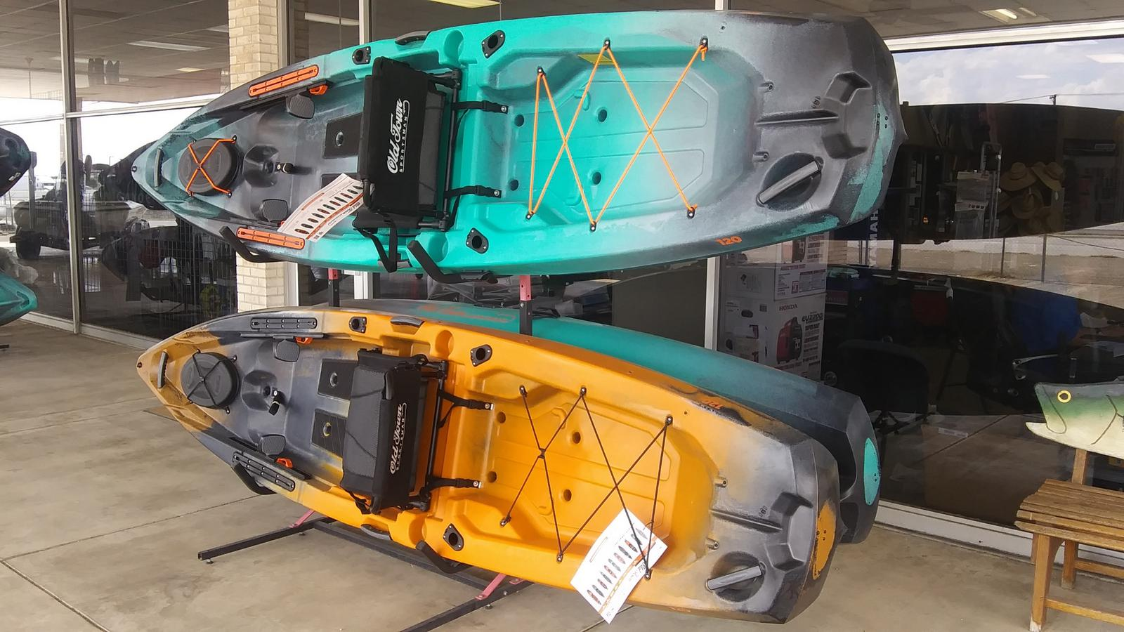 2021 Old Town Canoes and Kayaks boat for sale, model of the boat is Sportsman 120 & Image # 2 of 4