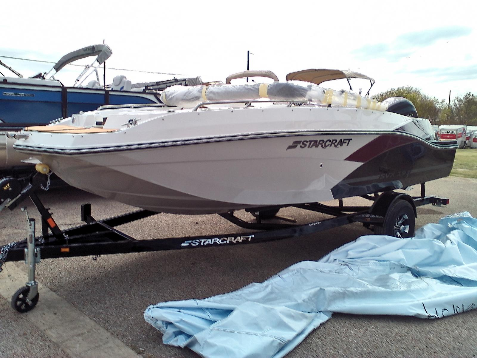 2021 Starcraft boat for sale, model of the boat is SVX 191 & Image # 1 of 3
