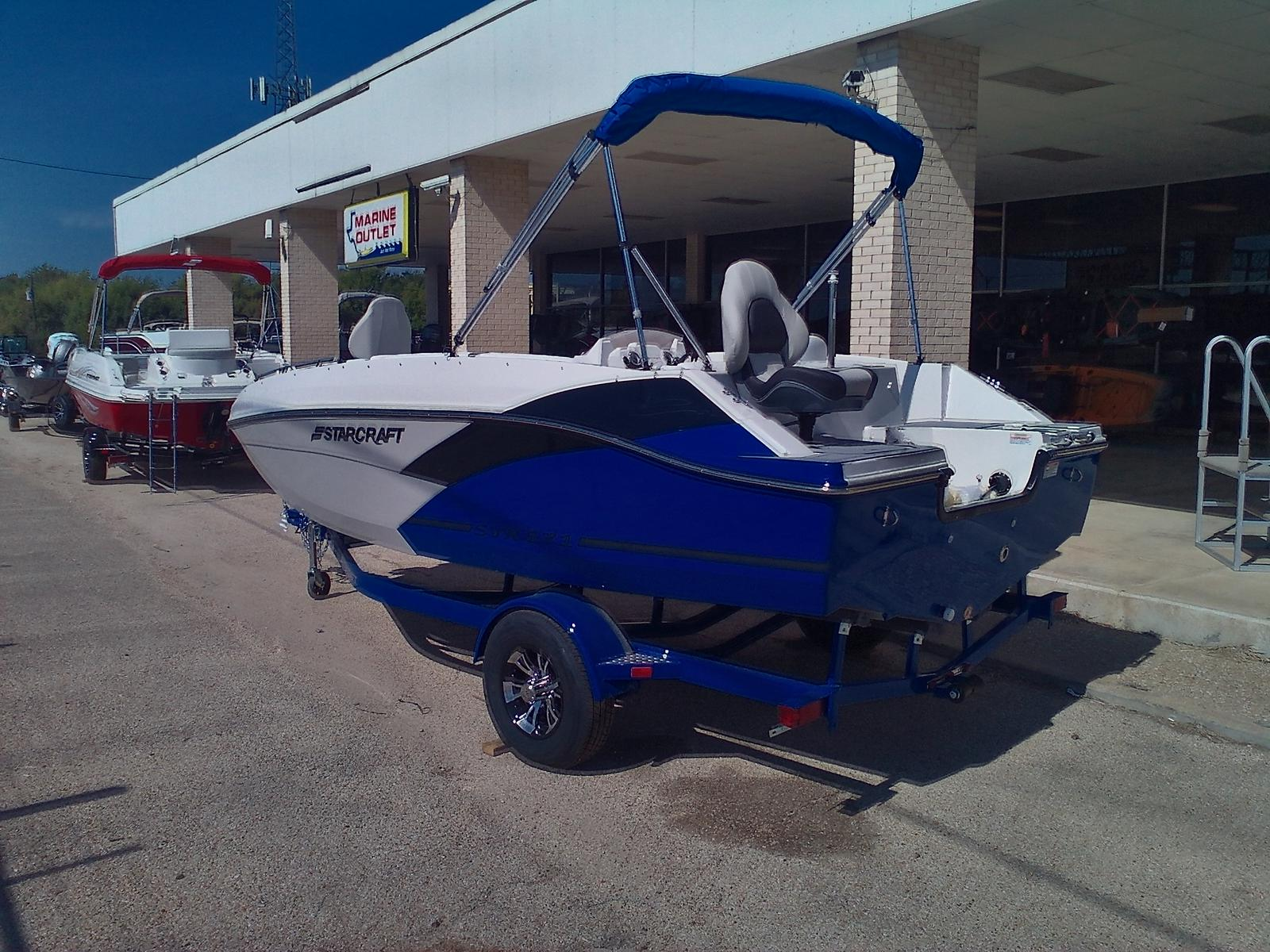 2021 Starcraft boat for sale, model of the boat is SVX 171 & Image # 2 of 6