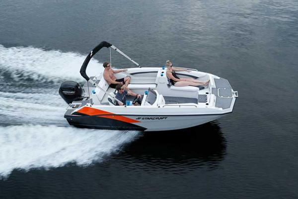 2021 Starcraft boat for sale, model of the boat is SVX 171 & Image # 5 of 6