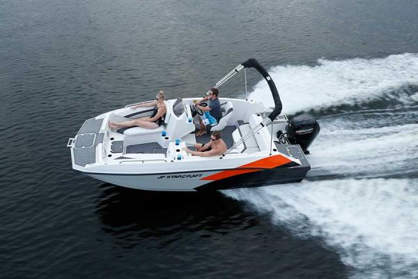 2021 Starcraft boat for sale, model of the boat is SVX 171 & Image # 6 of 6