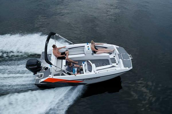 2021 Starcraft boat for sale, model of the boat is SVX 171 & Image # 4 of 6