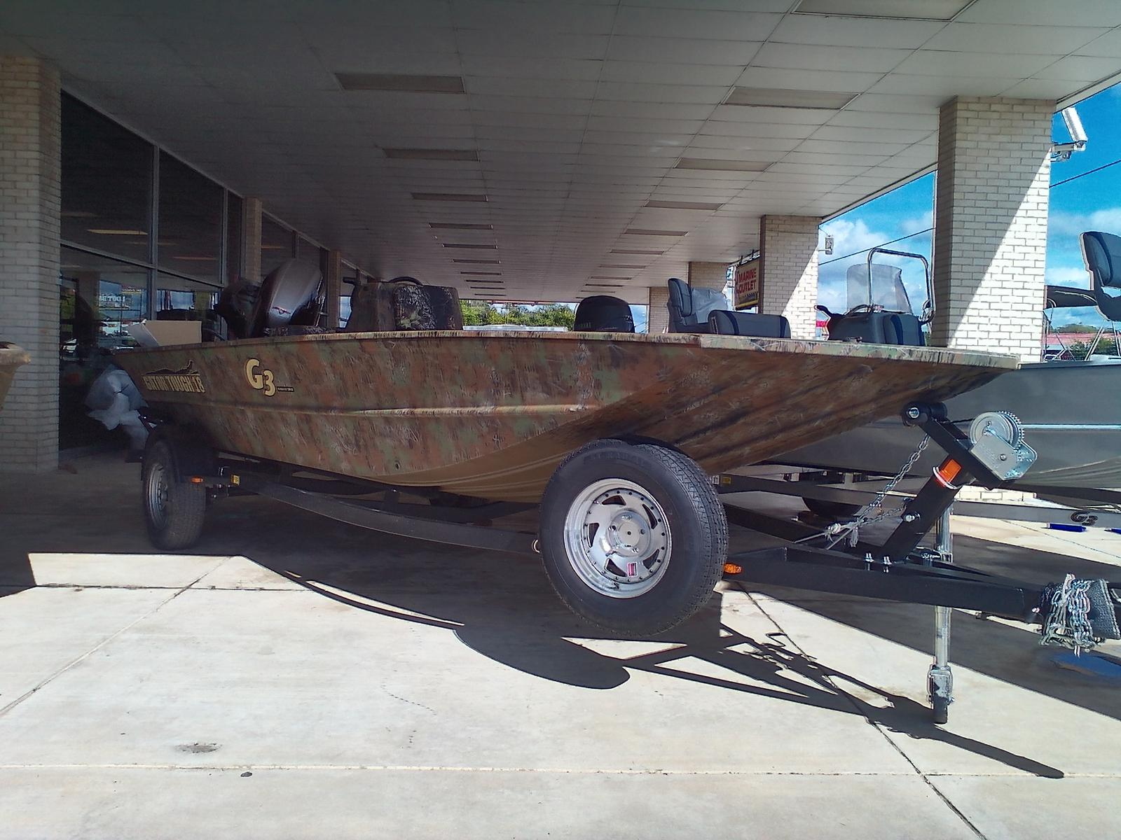 2021 G3 Boats boat for sale, model of the boat is 18 CC & Image # 1 of 3