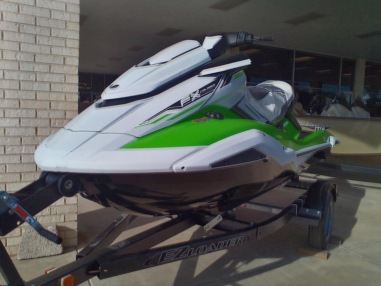 2021 Yamaha boat for sale, model of the boat is FX Cruiser® HO & Image # 1 of 5
