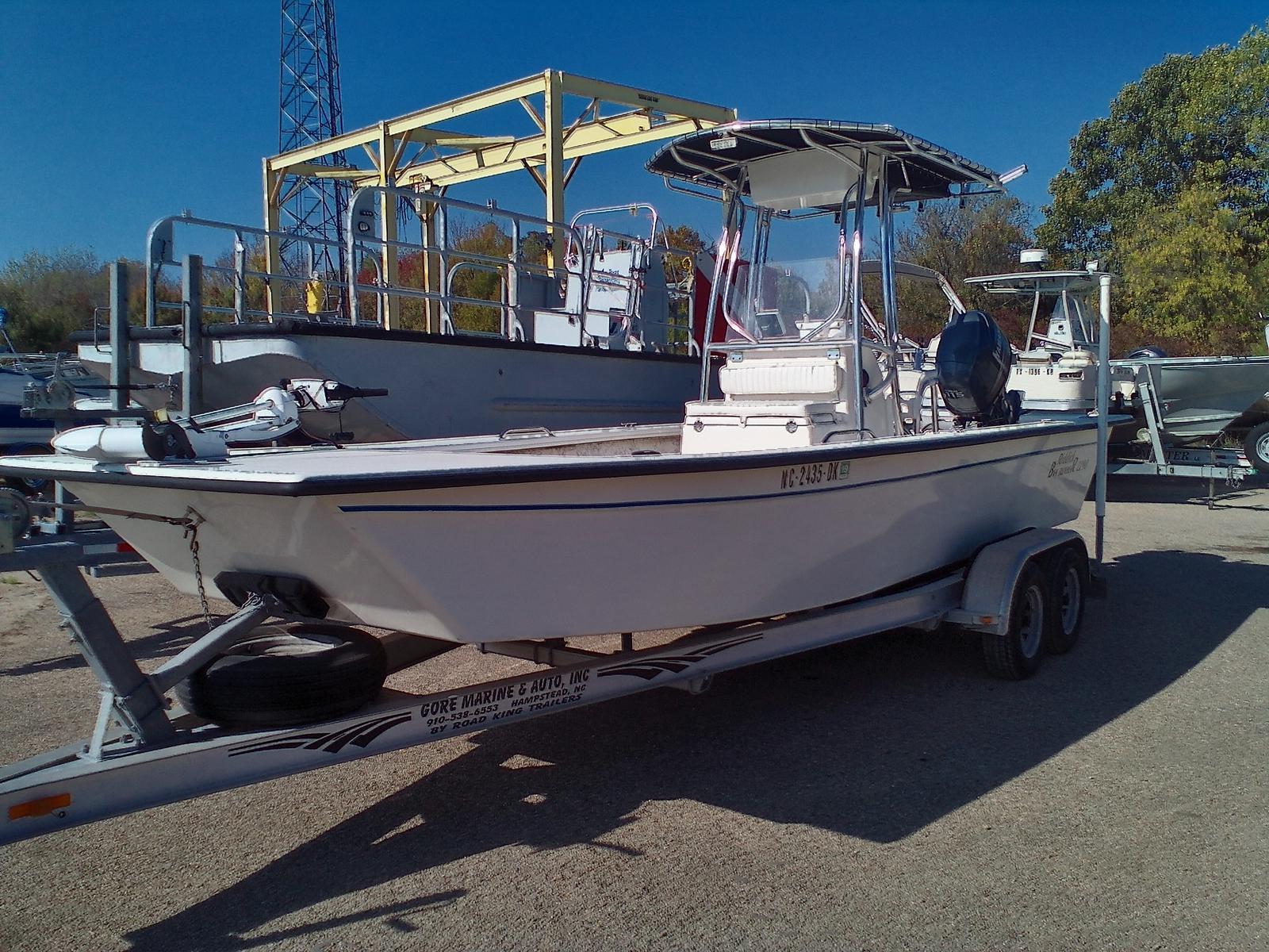 2008 Riddick boat for sale, model of the boat is Bay Runner 2290 & Image # 1 of 6