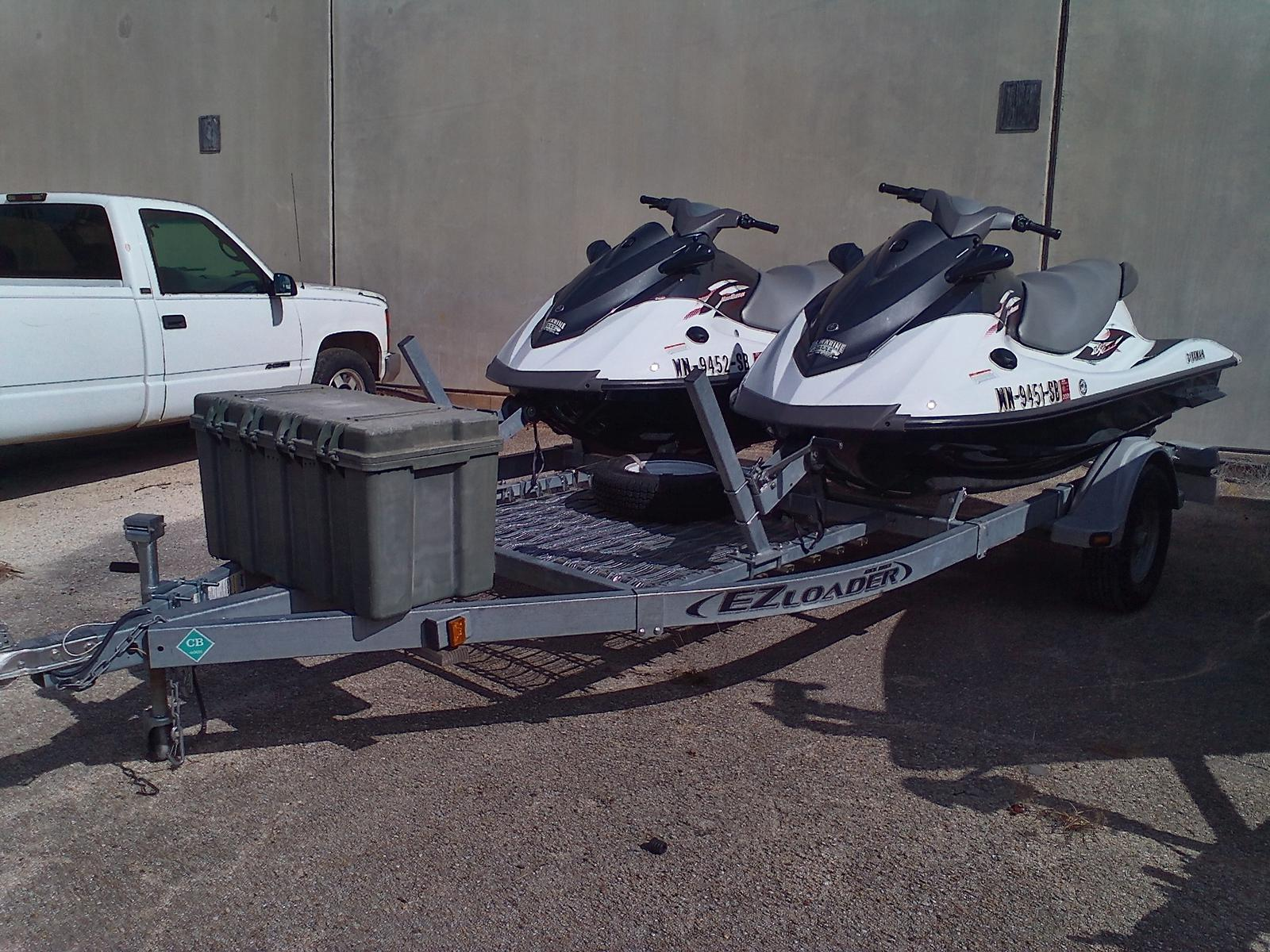 2014 Yamaha boat for sale, model of the boat is VX® Sport & Image # 2 of 3