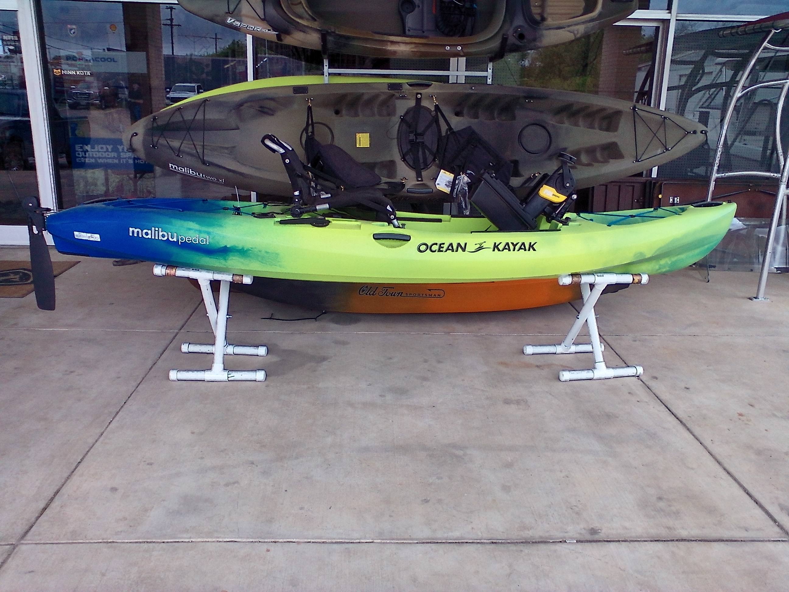 2021 Ocean Kayak boat for sale, model of the boat is Malibu PDL 12 & Image # 1 of 3