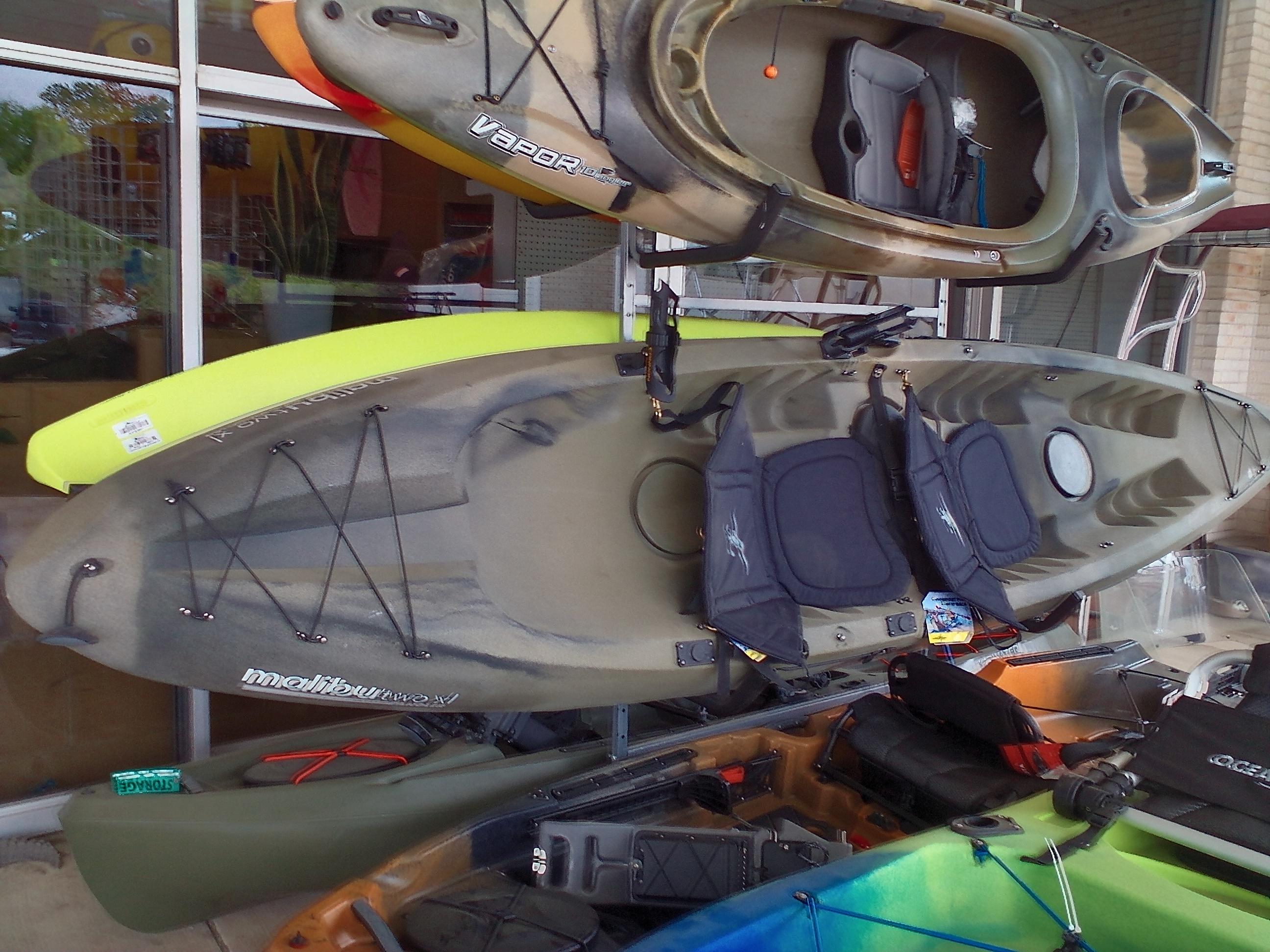 2021 Ocean Kayak boat for sale, model of the boat is Malibu 2 XL ANGLER & Image # 2 of 2