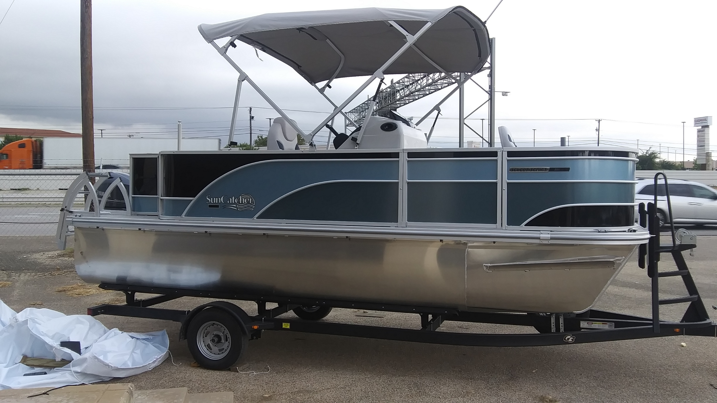 2021 G3 Boats boat for sale, model of the boat is Select 18F & Image # 3 of 9