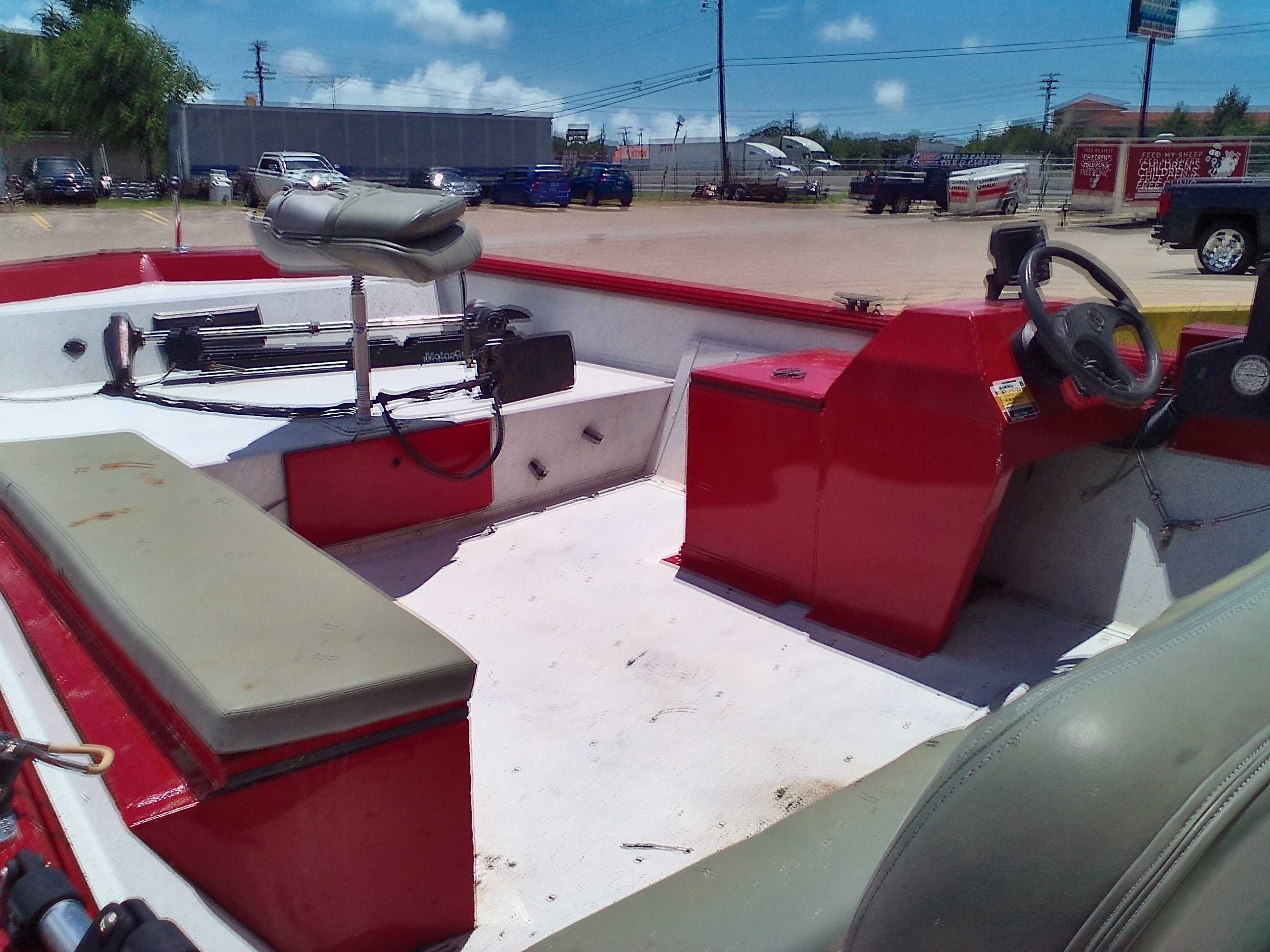2004 Triton boat for sale, model of the boat is 2070SC & Image # 3 of 3