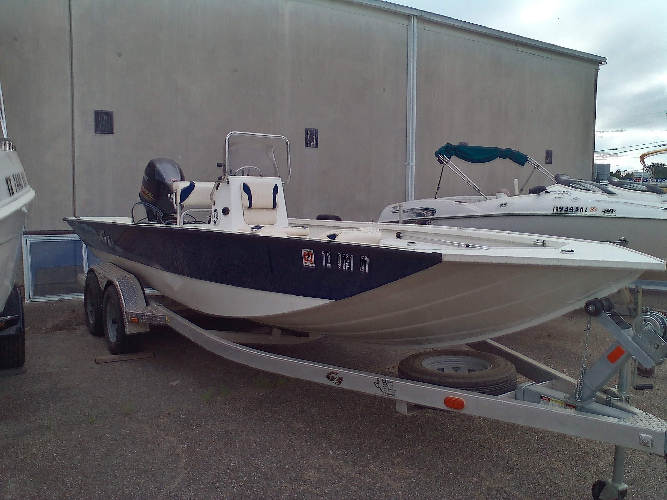 2018 G3 BOATS BAY 20 DLX for sale