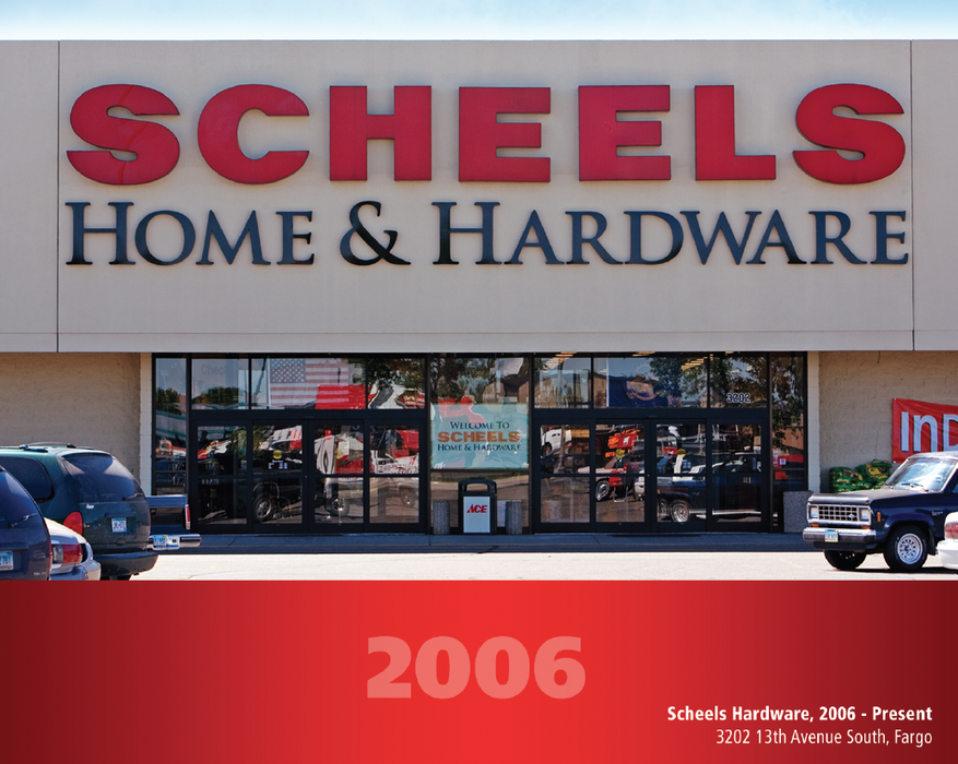 Scheels History