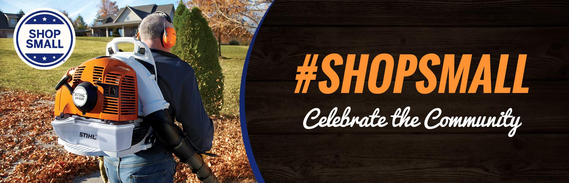 Celebrate the Community: #SHOPSMALL