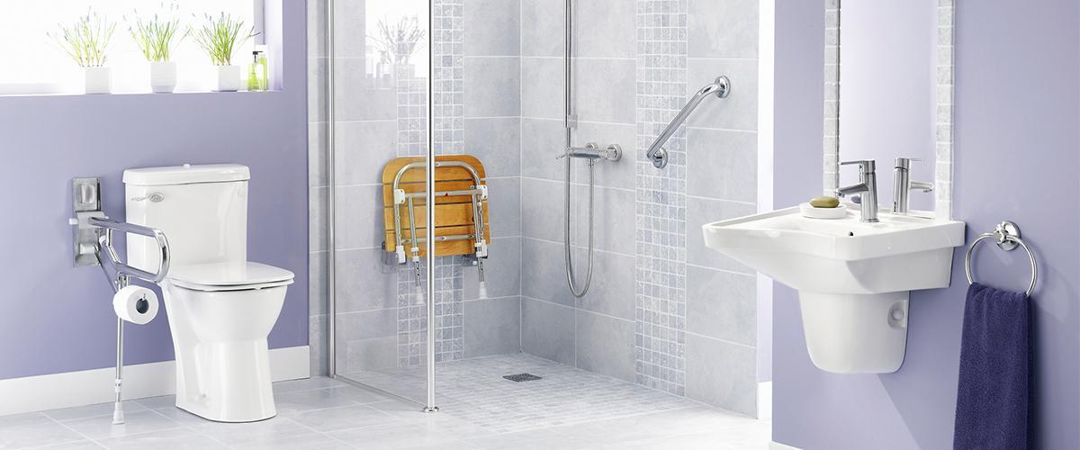 Bathroom Safety At Lake Superior Medical Equipment - Handicapped equipment bathroom