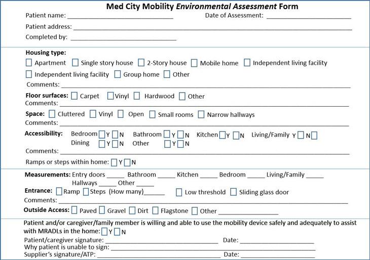 Home Assessment Med City Mobility - Rochester Rochester, MN (866 ...