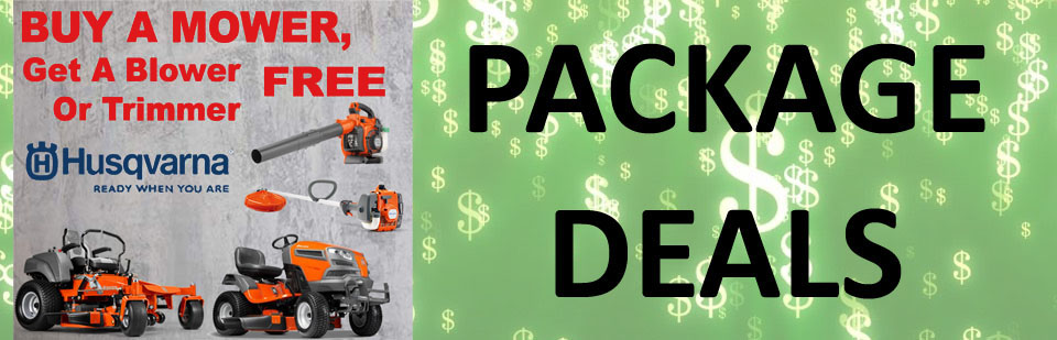 Package Deals Banner