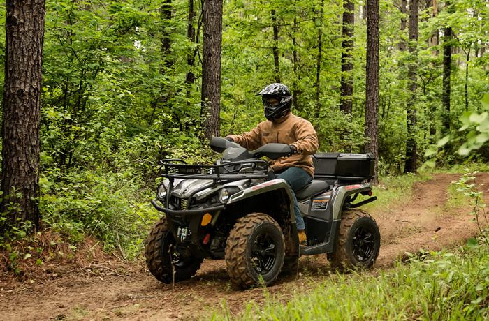 Can-Am Outlander ATV