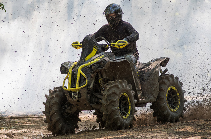 Can-Am Renegade ATV
