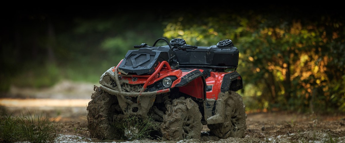 Shop New Used Atvs In Southeast Ok Outlander Renegade Youth Models Antlers Motorsports Antlers Ok 580 298 3379