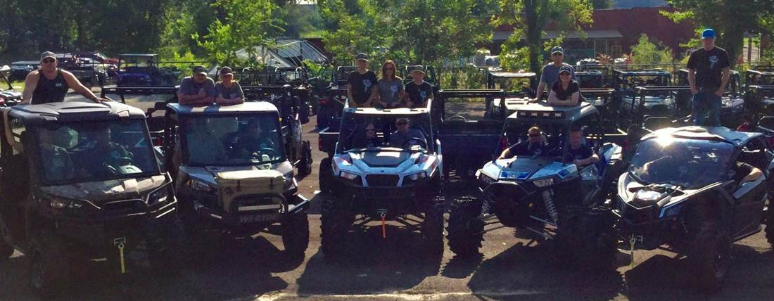 We're proud to be your powersports headquarters in Southeast Oklahoma - Your destination for ATVs, Off Road Vehicles, Motorcycles, Dirt Bikes & More