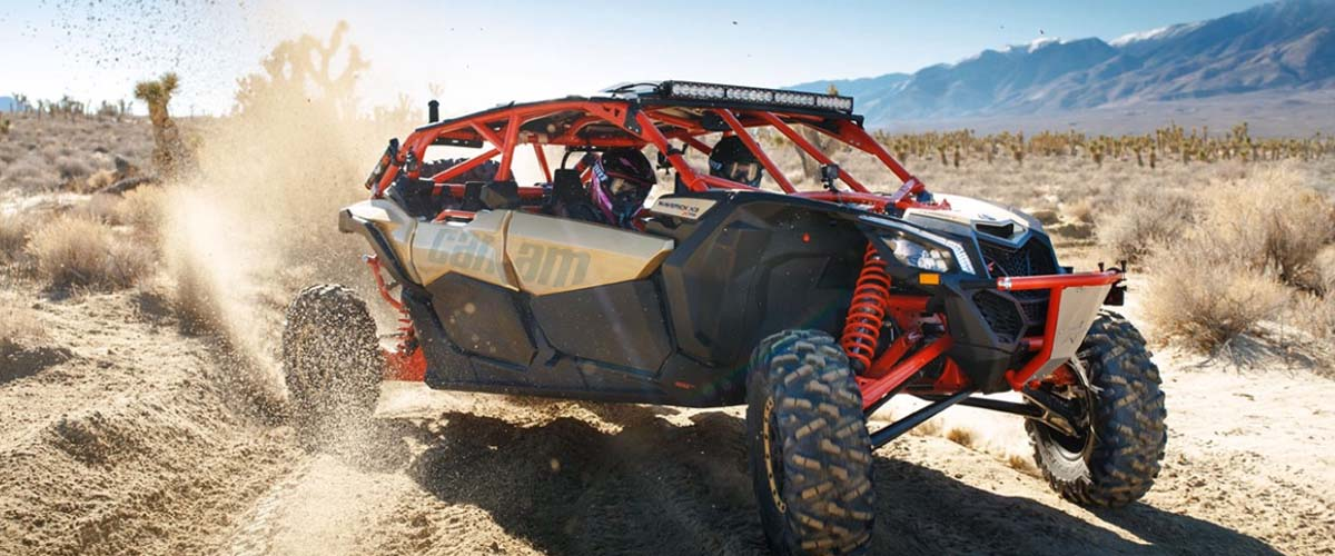 Can-Am Off-Road Vehicles