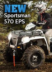 New Sportsman 570 EPS