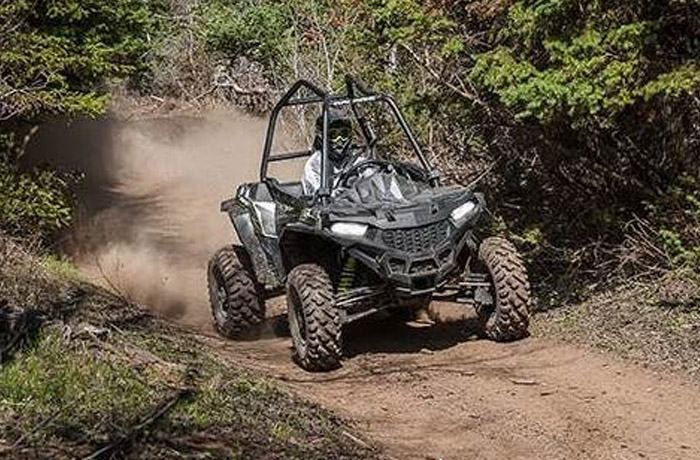 Polaris ATVs