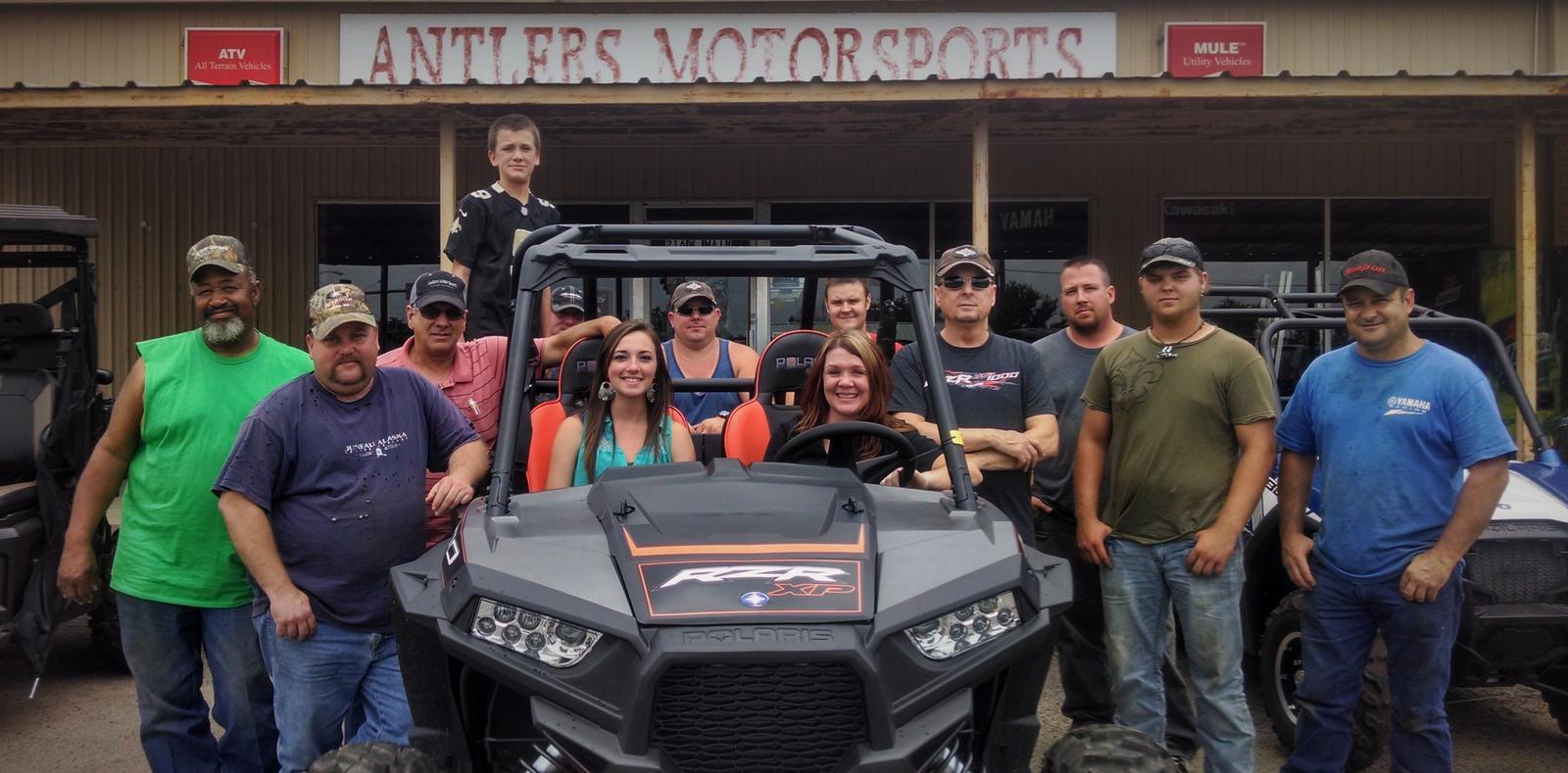 Antlers Motorsports!
