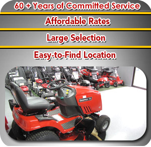 Lawn Equipment Sales