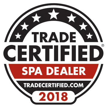 Trade Certified Spa Dealer 2018