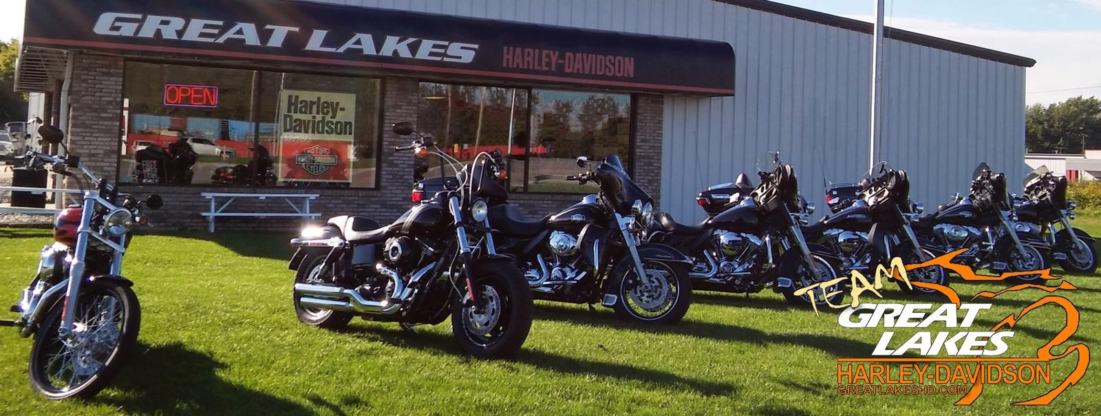 great lake harley davidson