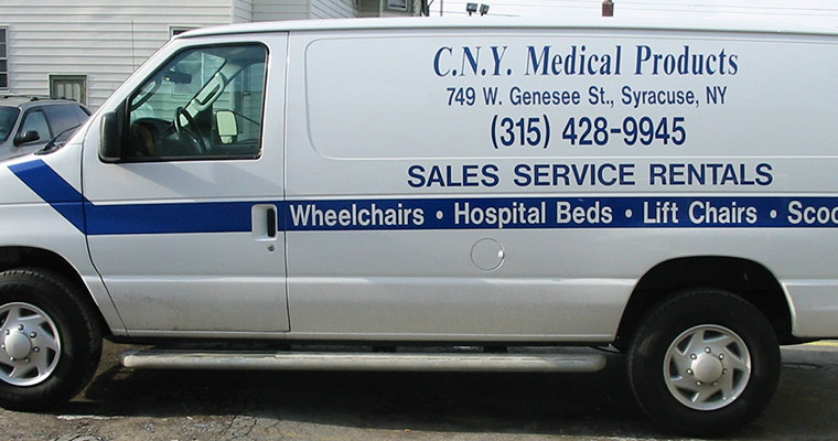 C.N.Y. Medical Products, Inc.