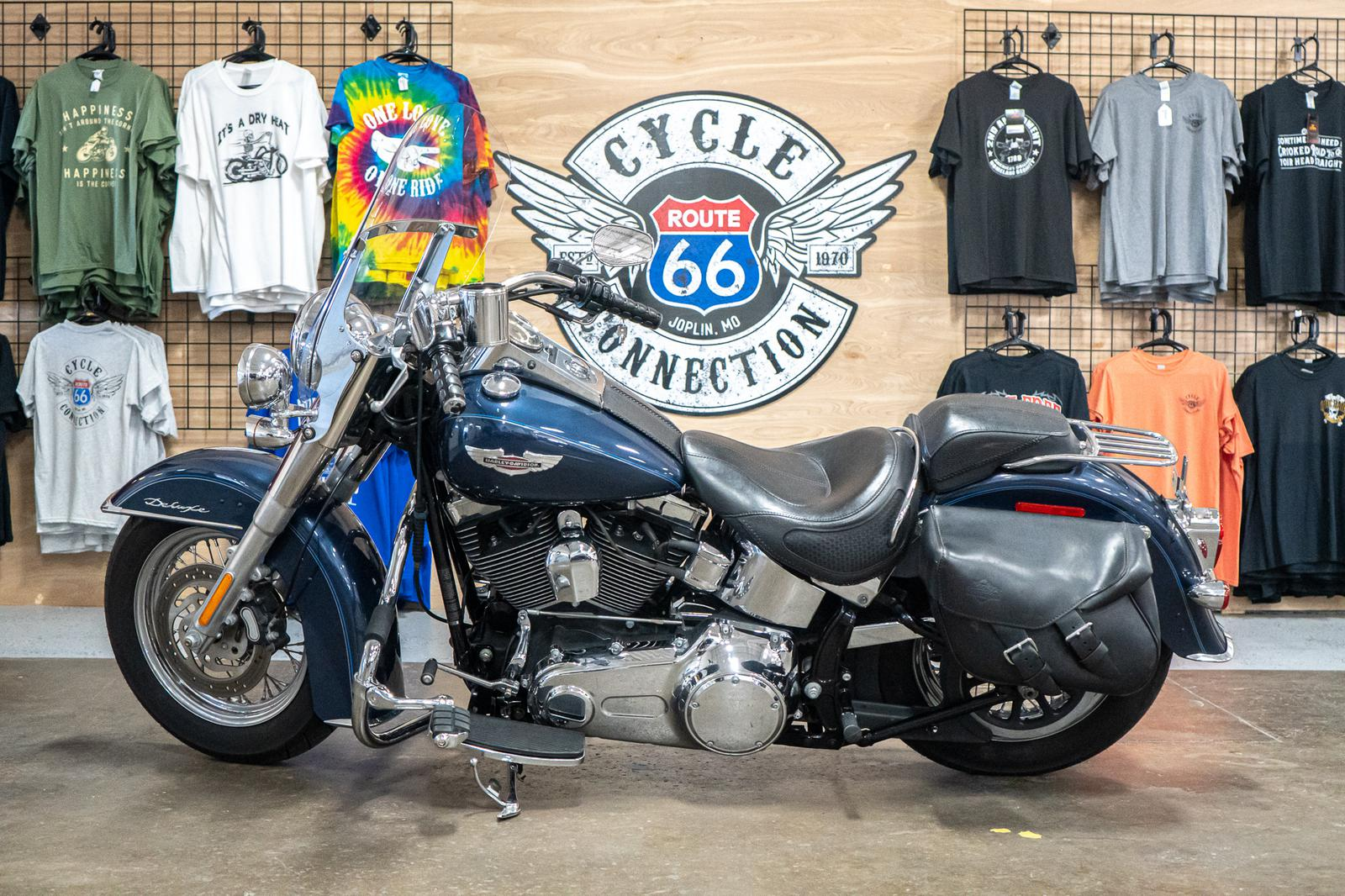 2008 Harley Davidson Softail Deluxe For Sale In Joplin Mo Cycle Connection Joplin Mo 417 383 5550