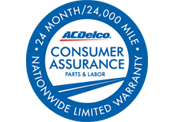 ACDelco Professional Service Center Program