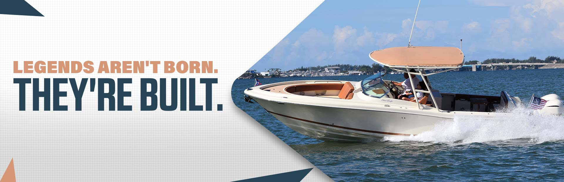 2018 Chris Craft Calypso 30: Click here to view the model.