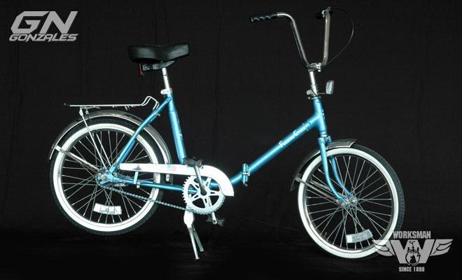 Traditional Folding Bikes