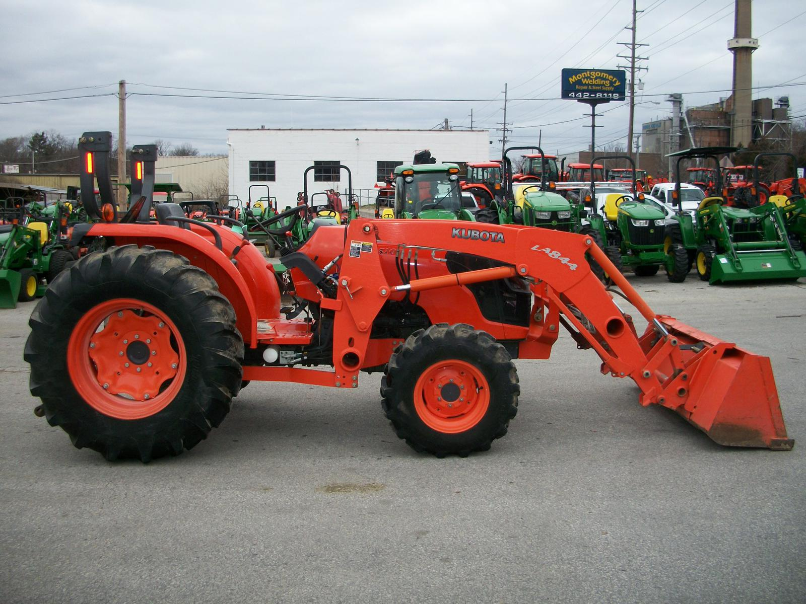 2011 Kubota MX5100 4WD for sale in Columbia MO