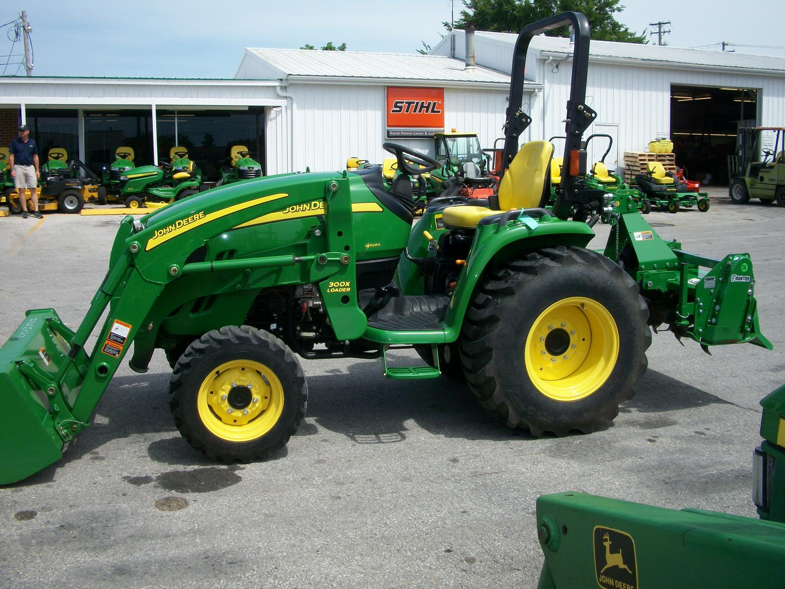 2012 John Deere 3000 Series 3520 Oos For Sale In Columbia Mo Farm Ignition Switch Wiring Diagram 004