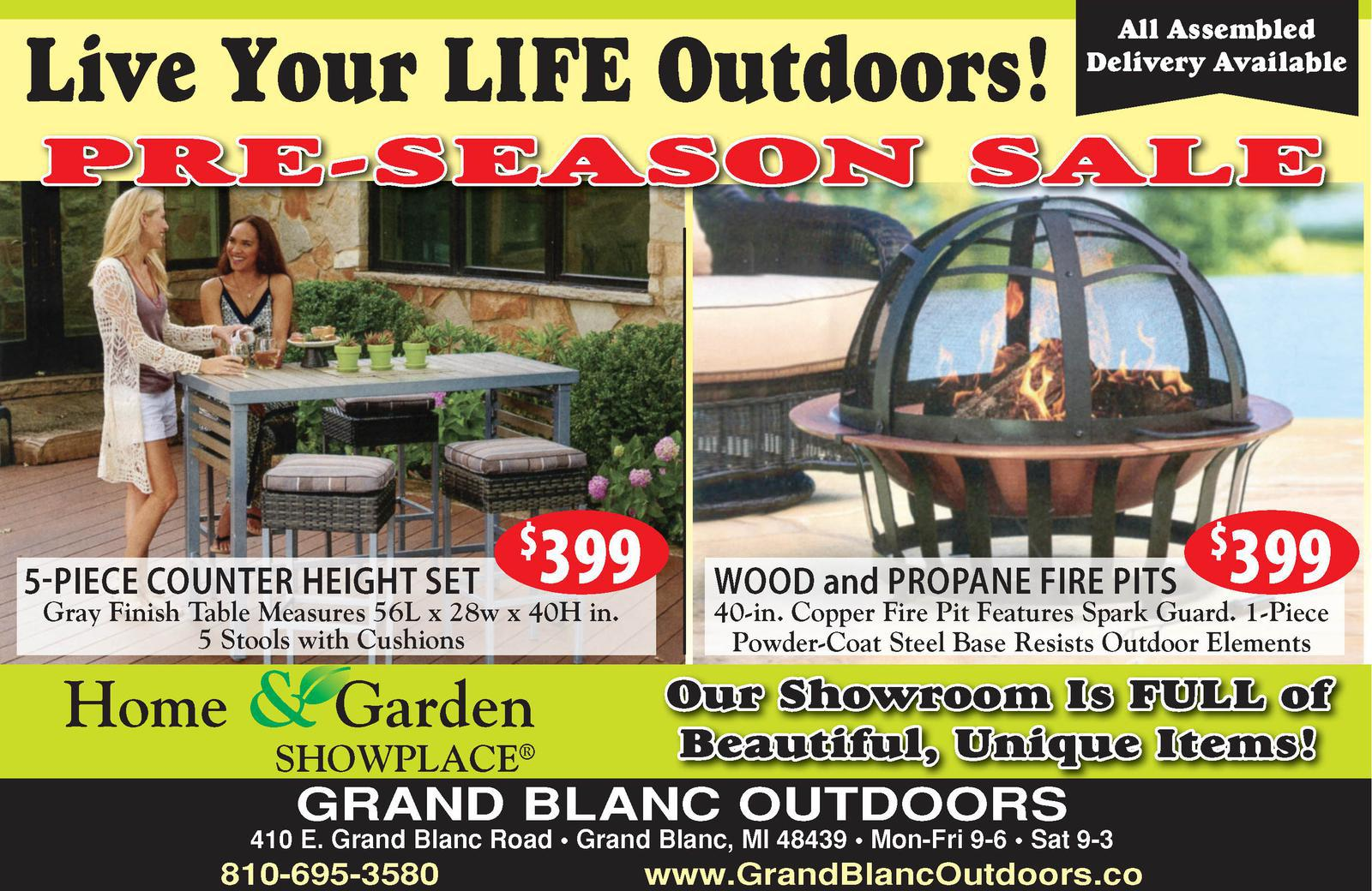 Garden & Patio Showplace