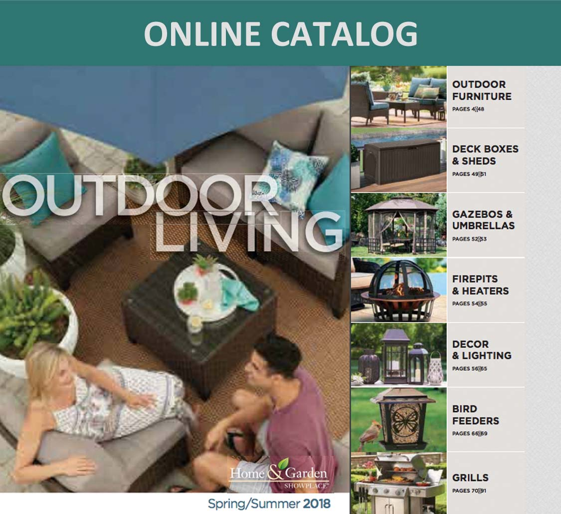 online patio catalog 2018
