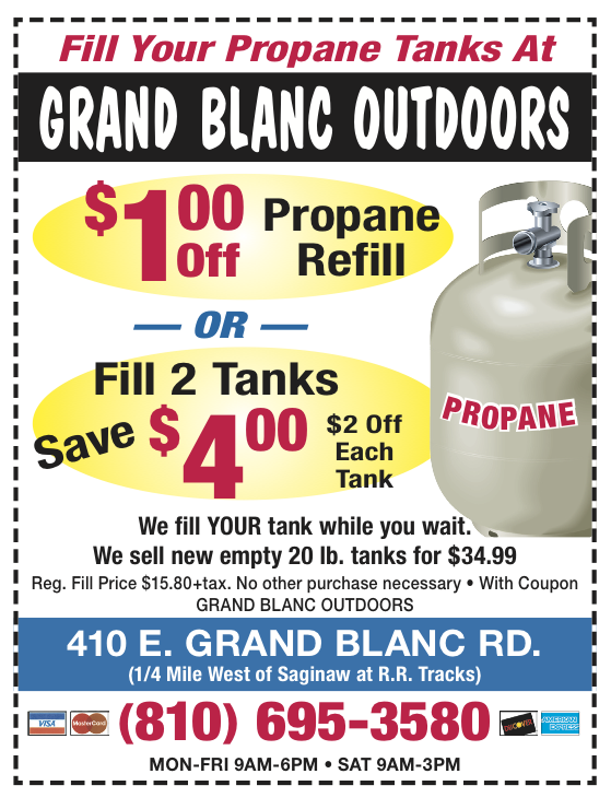 propane coupon