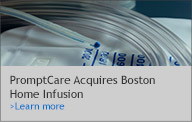 PromptCare Acquires Boston Home Infusion