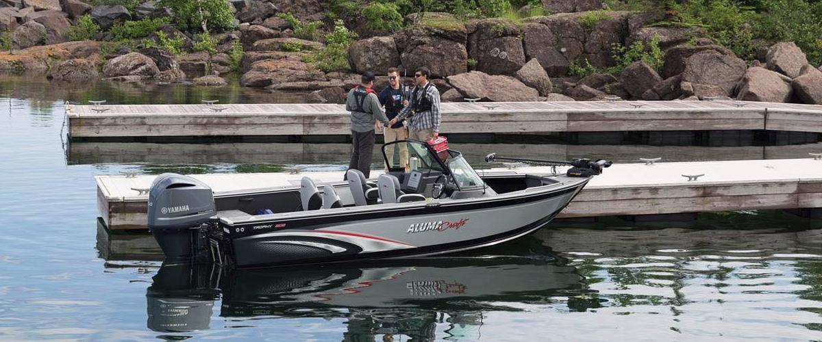 10 Reasons to Choose an Alumacraft Grand Rapids Marine Grand Rapids