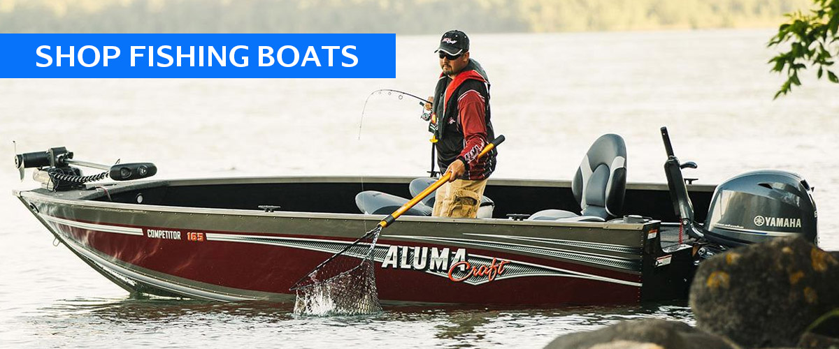 Shop Alumacraft Fishing Boats in Northern MN