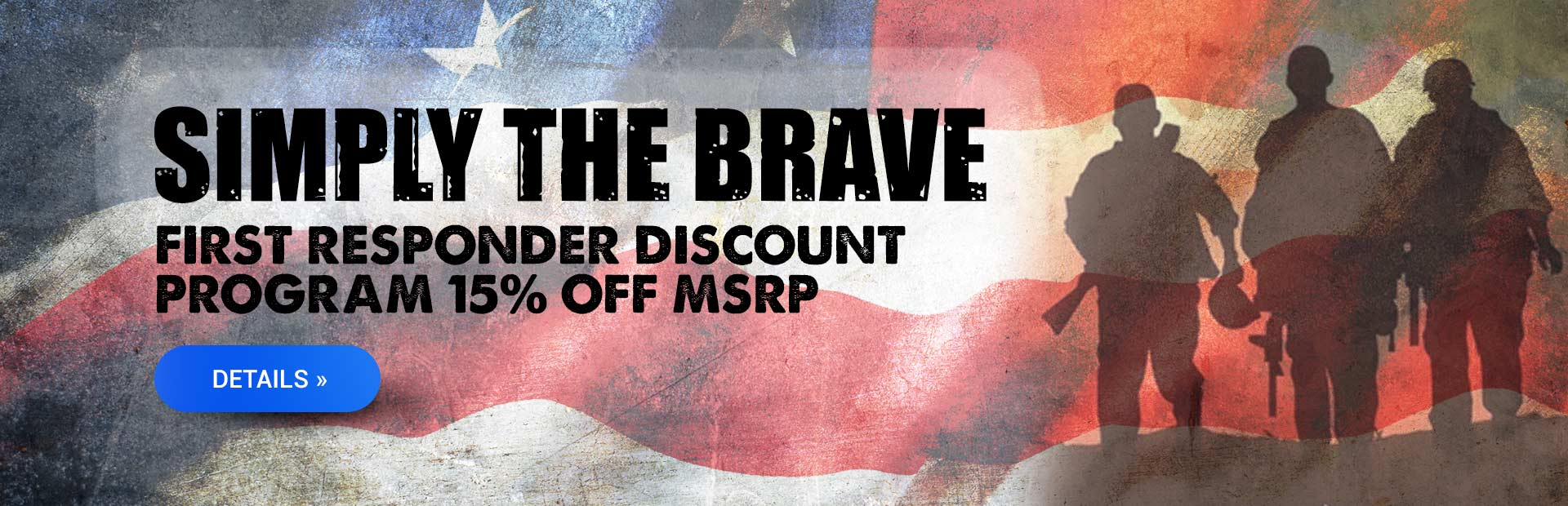 Scag Simply the Brave First Responder Discount Program: Get 15% off MSRP! Click here for details.